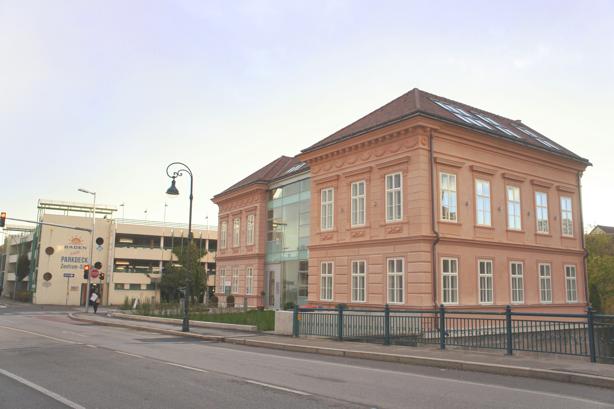 Bürohaus Braitnerstrasse in Baden bei Wien