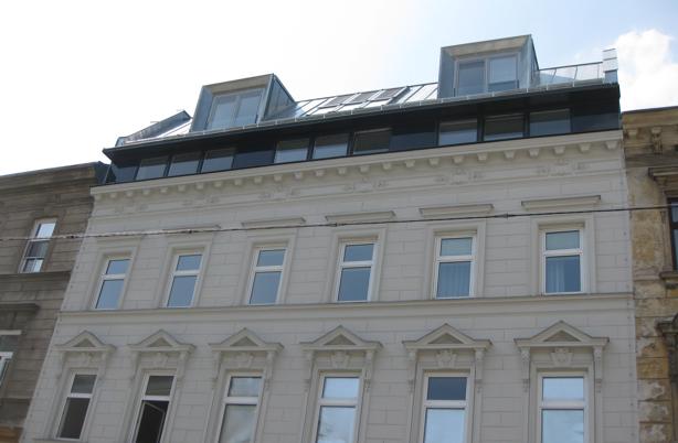 Wohnhaus Kulmgasse Wien