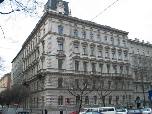 Wohnhaus Wasagasse Wien